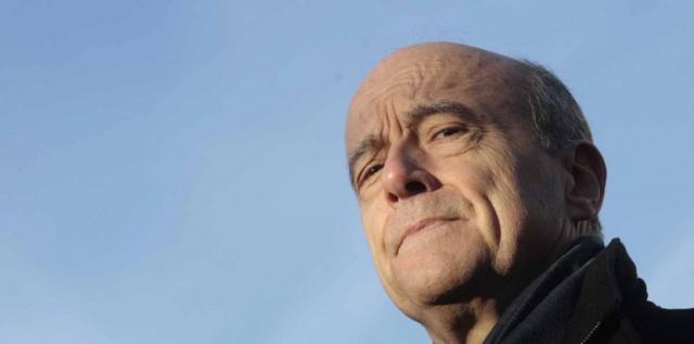 FRA: Alain Juppe