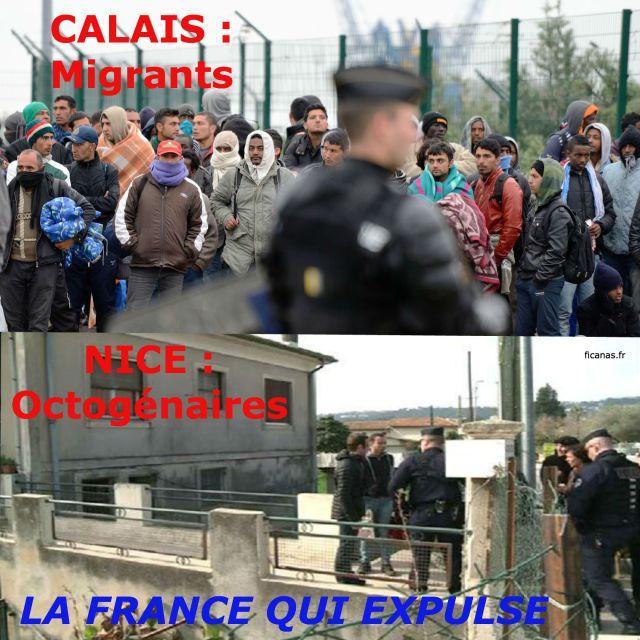 La France qui expulse