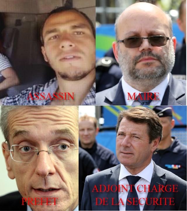 Les coupables 14 juillet