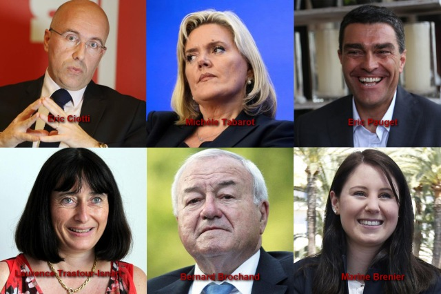 DEPUTE LR LEGISLATIVES 2017