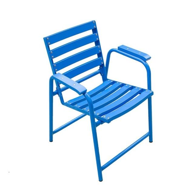 chaise-bleue-originale