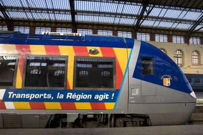 Les trains privés vont démarrer sur la Côte d'Azur.